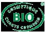 Associata a Cosme´bio per la promozione dei cosmetici naturali e biologici. Marchio riconosciuto all'azienda previo controllo e approvazione delle formulazioni e degli imballaggi.
