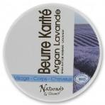 naturado-beurre-de-karite-argan-lavande-150-ml